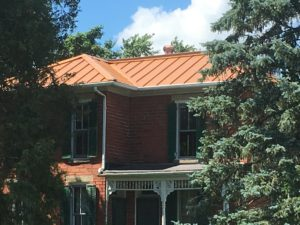 metal roofing contractor in ohio