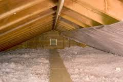 Blown in insulation in Ohio